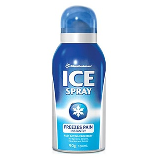 Image for Mentholatum Ice Spray - 90g/150mL from Amcal