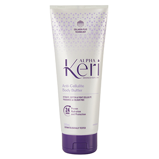 Image for Alpha Keri Anti Cellulite Body Butter - 200mL from Amcal