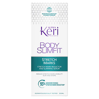 Image for Alpha Keri Body Slimfit Stretch Mark Reductor + Slimming Serum from Amcal