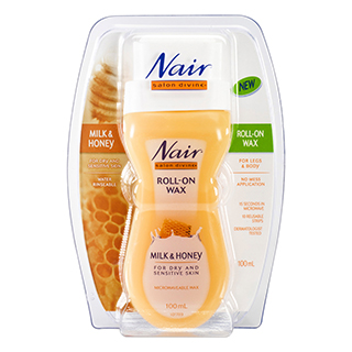 Image for Nair Precision Milk & Honey Roll-On - 100g from Amcal