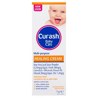 Image for Curash Multi Purpose Healing Cream - 75g from Amcal