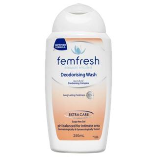 Femfresh Deodorising Wash