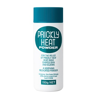 Image for Prickly Heat Powder - 150g from Amcal