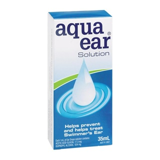 Image for Aquaear Solution - 35mL from Amcal