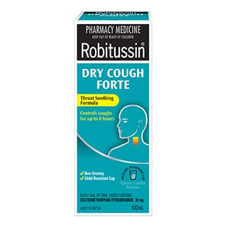 Image for Robitussin Dry Cough Forte - 200mL from Amcal