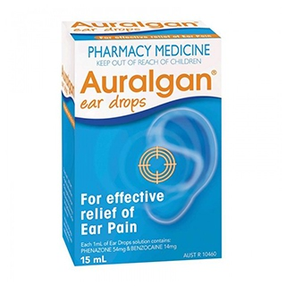 Image for Auralgan Ear Drops - 15ml from Amcal