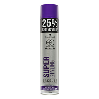 Image for Schwarzkopf Extra Care Lacquer Bonus Value - 500g from Amcal