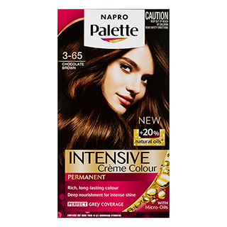 Image for Napro Palette 3-65 Chocolate Brown Hair Colour from Amcal