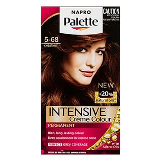 Image for Napro Palette 5-68 Chestnut Hair Colour from Amcal