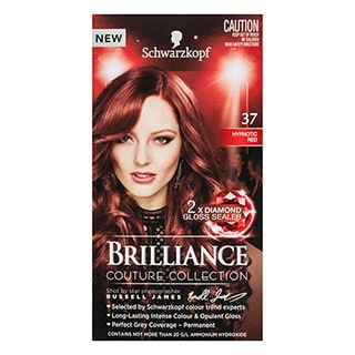 Image for Schwarzkopf Live Brilliance 37 Hypnotic Red Hair Colour from Amcal