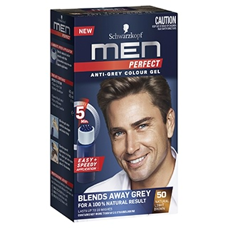Image for Men Perfect 50 Natural Light Brown from Amcal