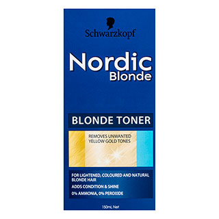 Image for Schwarzkopf Nordic Blonde Toner - 150mL from Amcal