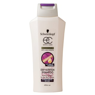 Image for Schwarzkopf Extra Care Deep Nutrition Shampoo - 400mL from Amcal