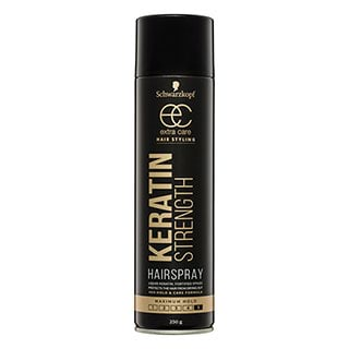 Image for Schwarzkopf Extra Care Ultimate Styling Hairspray - 250g from Amcal