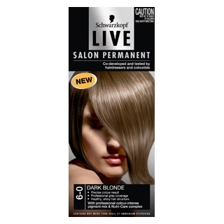 Image for Live Salon 6.0 - Dark Blonde from Amcal