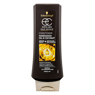 Image for Schwarzkopf Extra Care Marrakesh Oil & Coco Milk Conditioner - 400mL from Amcal