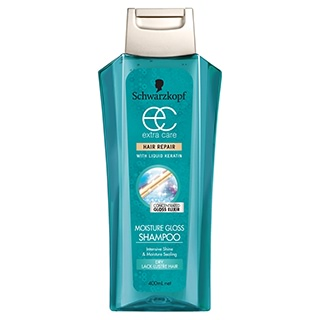 Image for Schwarzkopf Extra Care Moisture Gloss Shampoo - 400ml from Amcal