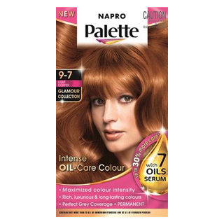 Image for Napro Palette 9-7 Light Copper - 115ml from Amcal