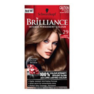 Image for Brilliance Intense Permanent Colour 29 Elegant Amber Brown from Amcal