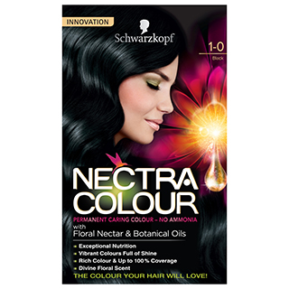 Image for Schwarzkopf Nectra 1.0 - Black from Amcal