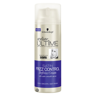 Image for Schwarzkopf Styliste Ultime Satin Frizz Control Defrizz Cream - 150 mL from Amcal