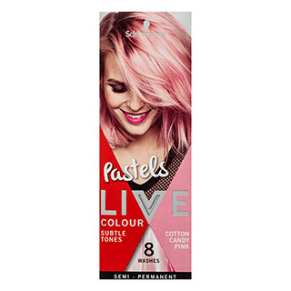 Image for Schwarzkopf Live Colour Pastel Cotton Candy from Amcal