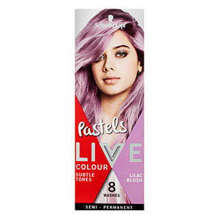 Image for Schwarzkopf Live Colour Pastel Lilac Blush from Amcal