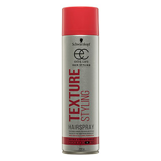 Image for Schwarzkopf Extra Care Body & Texture Hairspray 250g from Amcal