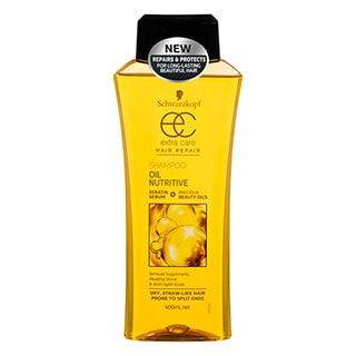Image for Schwarzkopf Extra Care Oil Nutritive Shampoo - 400ml from Amcal