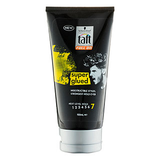 Image for Schwarzkopf Taft Full On Super Glued 150mL from Amcal