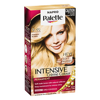 Image for Napro Palette Permanent Intensive Soft Nudes Collection 9-46 - Powdery B from Amcal