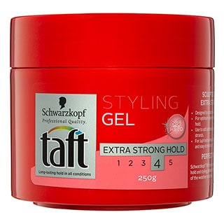 Image for Schwarzkopf Taft Styling Gel Maximum Gel - 250g from Amcal