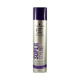 Image for Schwarzkopf Extra Care Super Styling Lacquer - 100g from Amcal