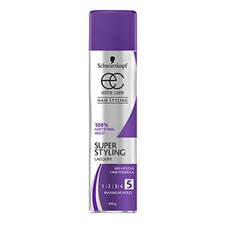 Image for Schwarzkopf Extra Care Styling Lacquer Super - 400g from Amcal