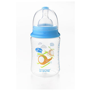 Image for Tommee Tippee Wide Neck Vari-Flow Bottle - 150mL from Amcal