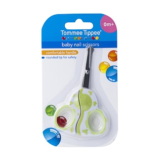 Image for Tommee Tippee Baby Nail Scissors from Amcal