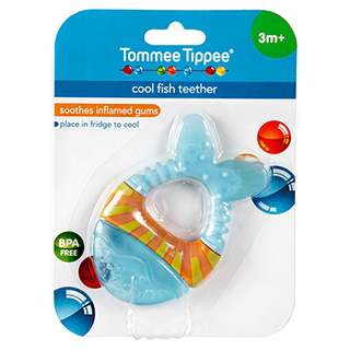 Image for Tommee Tippee Coolfish Teether from Amcal