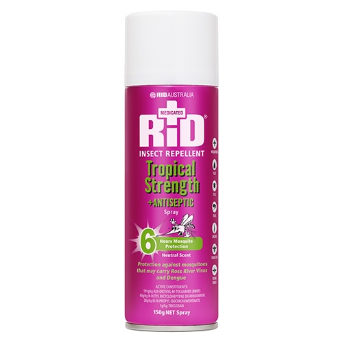 Image for RID Tropical Aero Spray - 150g from Amcal