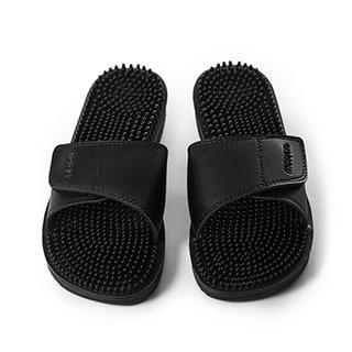 2fe7c3da5 Image for Maseur Invigorating Sandals Black - Size 7 from Amcal