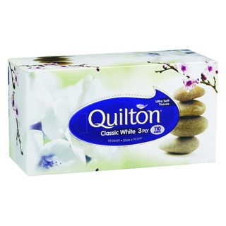 Image for Quilton Facial Tissues - 110 Pack from Amcal