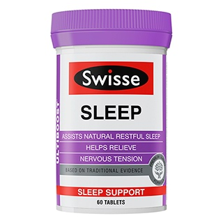 Image for Swisse Ultiboost Sleep - 60 Tablets from Amcal