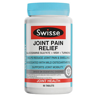Image for Swisse Ultiboost Joint Pain Relief - 90 Tablets from Amcal