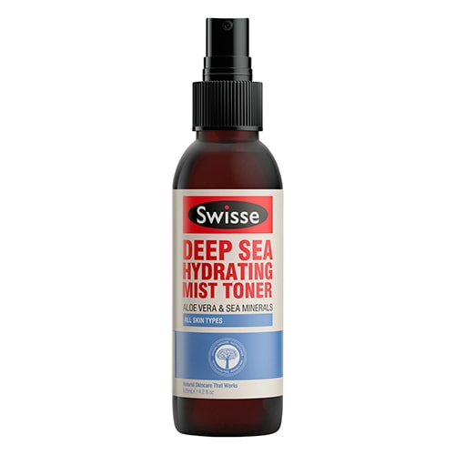 Image for Swisse Deep Sea Hydrating Mist Toner - 125mL from Amcal