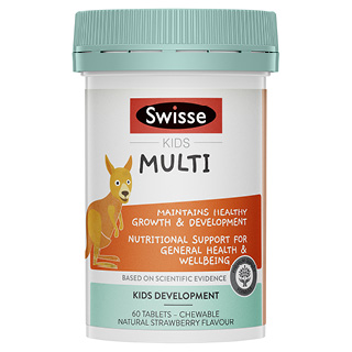 Image for Swisse Kids Multivitamin - 60 Tablets from Amcal