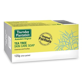 Image for Thursday Plantation Tea Tree Soap - 125g from Amcal