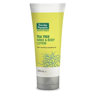 Image for Thursday Plantation Tea Tree Hand & Body Lotion - 200mL from Amcal