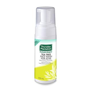 Image for Thursday Plantation Tea Tree Face Wash For Acne - 150mL from Amcal