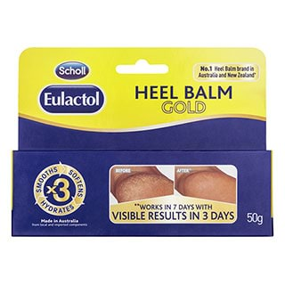 Image for Scholl Eulactol Heel Balm - 50g from Amcal