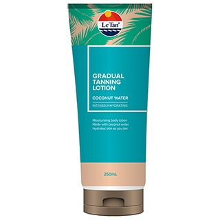 Image for Le Tan Gradual Tanning Lotion Coconut Water - 250mL from Amcal