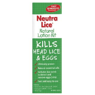 Image for Neutralice Head Lice Natural Lotion - 200mL from Amcal